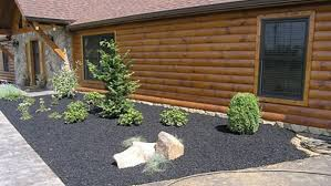 rubber mulch review. Plain Mulch Pros And Cons Of Rubber Mulch On Rubber Mulch Review B