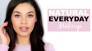 simple natural everyday makeup tutorial how to makeup for or work eman you