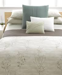 calvin klein bedding bamboo flowers sevenstonesinc com