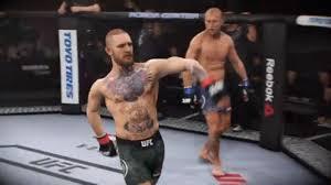 Conor McGregor vs Donald Cerrone Full Fight (EA SPORTS™ UFC® 3)
