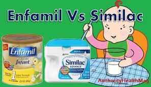 Similac Vs Enfamil Baby Formula Comparison And Reviews