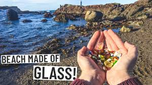 road trip to incredible glass beach delicious pizza san francisco fort bragg