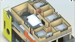 30x40 duplex house plan north face vastu 2 cars parking 4 rooms 1master br