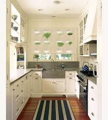 Small U Shaped Kitchen Remodel Picture Of Vintage White Small U Shaped Kitchen Design Victorian