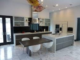 two tier kitchen island designs