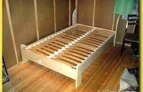 diy bed frame plans bed frame plans twin furniture diy bed frame plans free