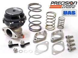 Details About Precision Turbo Pte Pw39 38mm External Wastegate Kit With Springs