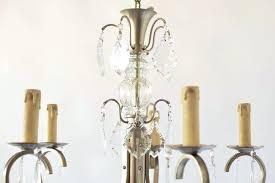 diy mid century modern chandelier home