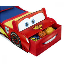 Lightning Mcqueen Bedroom Furniture Lightning Mcqueen 95 All Inclusive Junior Bed Mattress Bedding