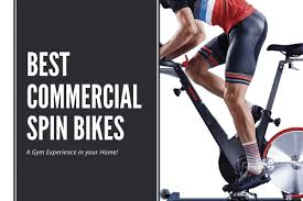 best commercial spin bikes for home use