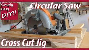 circular saw guide rail diy. diy circular saw crosscut jig guide rail diy