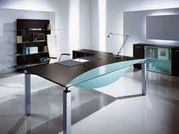 glass table office. glass office table design furniture modern