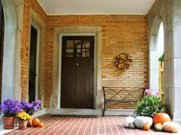 thanksgiving front door decorationsDIY Fall Decorating Ideas From Instagram  HGTVs Decorating