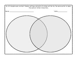 Elements Of A Venn Diagram Compare And Contrast Story Elements Rl 3 9 Venn Diagram By Callie