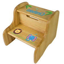 Step Stool For Bedroom Best Design Wooden Step Stool For Kids Personalized Groovgames And