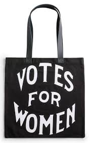 best ideas about seneca falls convention votes for women large tote