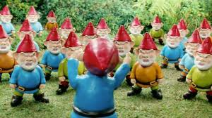 garden gnomes liberation front added on penon s list of organization the famous