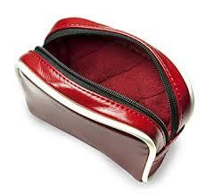 Acme Made Bowler Camera Pouch - Red ... - Amazon.com