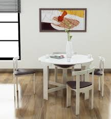 Dining Room Sets For Small Apartments Saving Terrific Space Saving Dining Tables Image With Small