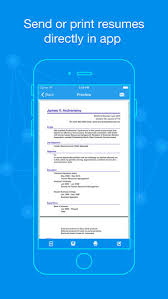 Resume Builder App Magnificent Quick Resume Pro Resumes Builder And Designer On The App Store