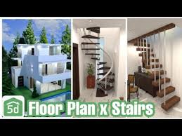 2 floors with planner 5d