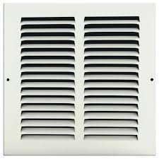 Return Grille Sizing Chart Return Air Grilles