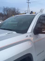 Gm Cab Lights 3 4 Ton Cab Lights 2015 2019 Silverado Sierra Hd Mods