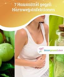 harnwegsinfektion hausmittel