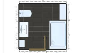 Bathroom with Larger Shower