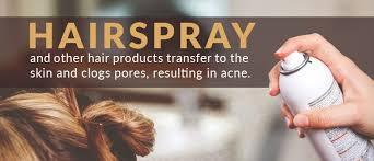 can greasy hair cause acne viabuff