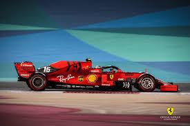 Siamo felici dell'arrivo di charlie con questo nuovo ruolo di chief content officer. Racing Scuderia Ferrari Skf