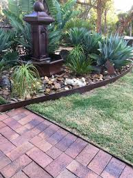 steel garden edging trim
