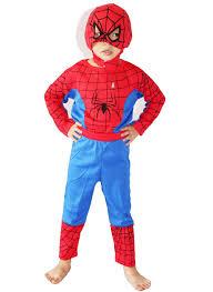 1 years 7 Years <b>Halloween Party Cosplay</b> costumes boy <b>spider</b> man ...