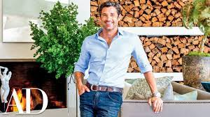 Inside Patrick Dempsey's Malibu Home Designed by Frank Gehry |  Architectural Digest - YouTube
