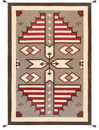 pasargad navajo style hand woven lamb s wool area rug 6 x9 southwestern area rugs by pasargad home