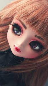 Cute Girly Doll 4K Wallpapers