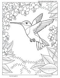 The coloring pages are printable and can be used in the classroom or at home. Colouring Pages Nature Coloring Home