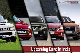 new car launches expected in indiaUpcoming Cars in India in 2017 2018  Prices Launch Dates Images