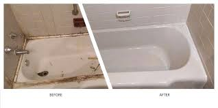 bathtub refinishing arizonacom reglazing cost kits chicago il