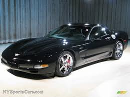 Corvette chevy corvette 2003 : 2003 Chevrolet Corvette Z06 in Black - 109153 | NYSportsCars.com ...