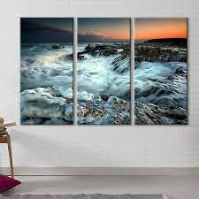tempered glass 59 x 39 375 wall art