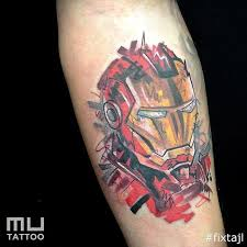 Tetování Avengers