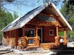 Small Log Home Plans Pt IISmall Log Home Designs