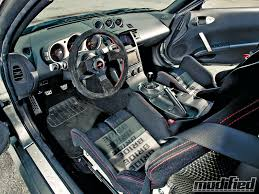 nissan 350z modified interior. modp 1002 05 o2005 nissan 350zinterior 350z modified interior n