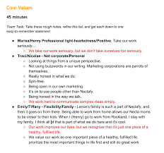 how we defined our company s core values how you can define yours core values 2