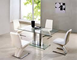 small glass dining table set unique small glass dining room sets small glass chrome dining room