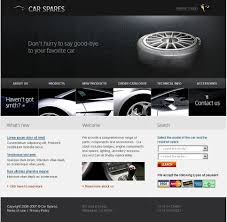 auto parts website template auto parts website template 13027