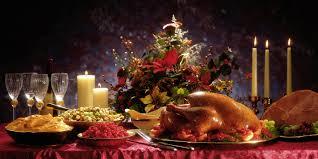 Thanksgiving Table Turkey