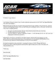 car sponsorship proposal template race car sponsorship template it resume cover icar sponsorship 5z