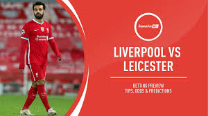 Rachid ghezzal (leicester city) left footed shot from the centre of the box to the bottom right corner. Liverpool Vs Leicester Prediction Betting Tips Odds Preview Premier League